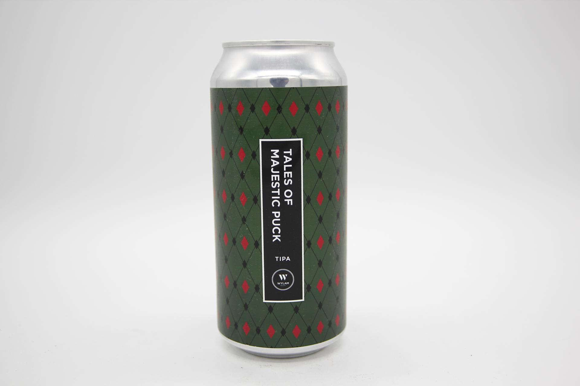 WYLAM - TALES OF MAJESTIC PUCK 44cl