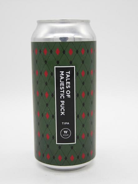 WYLAM - TALES OF MAJESTIC PUCK 44cl [0]