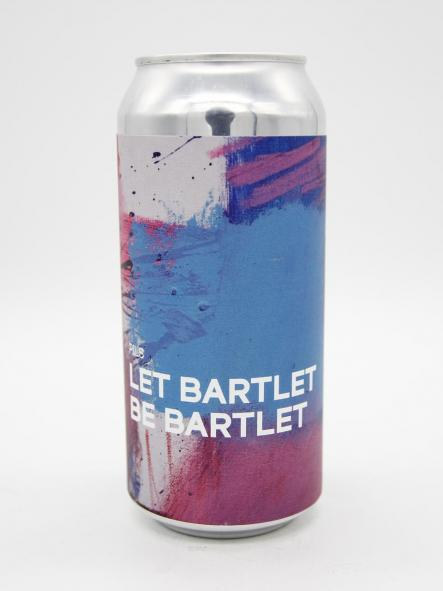 BOUNDARY - LET BARTLET BE BARTLET 44cl