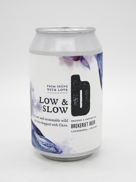 BREKERIET - LOW & SLOW 33cl