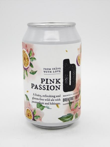 BREKERIET - PINK PASSION (LATA) 33cl