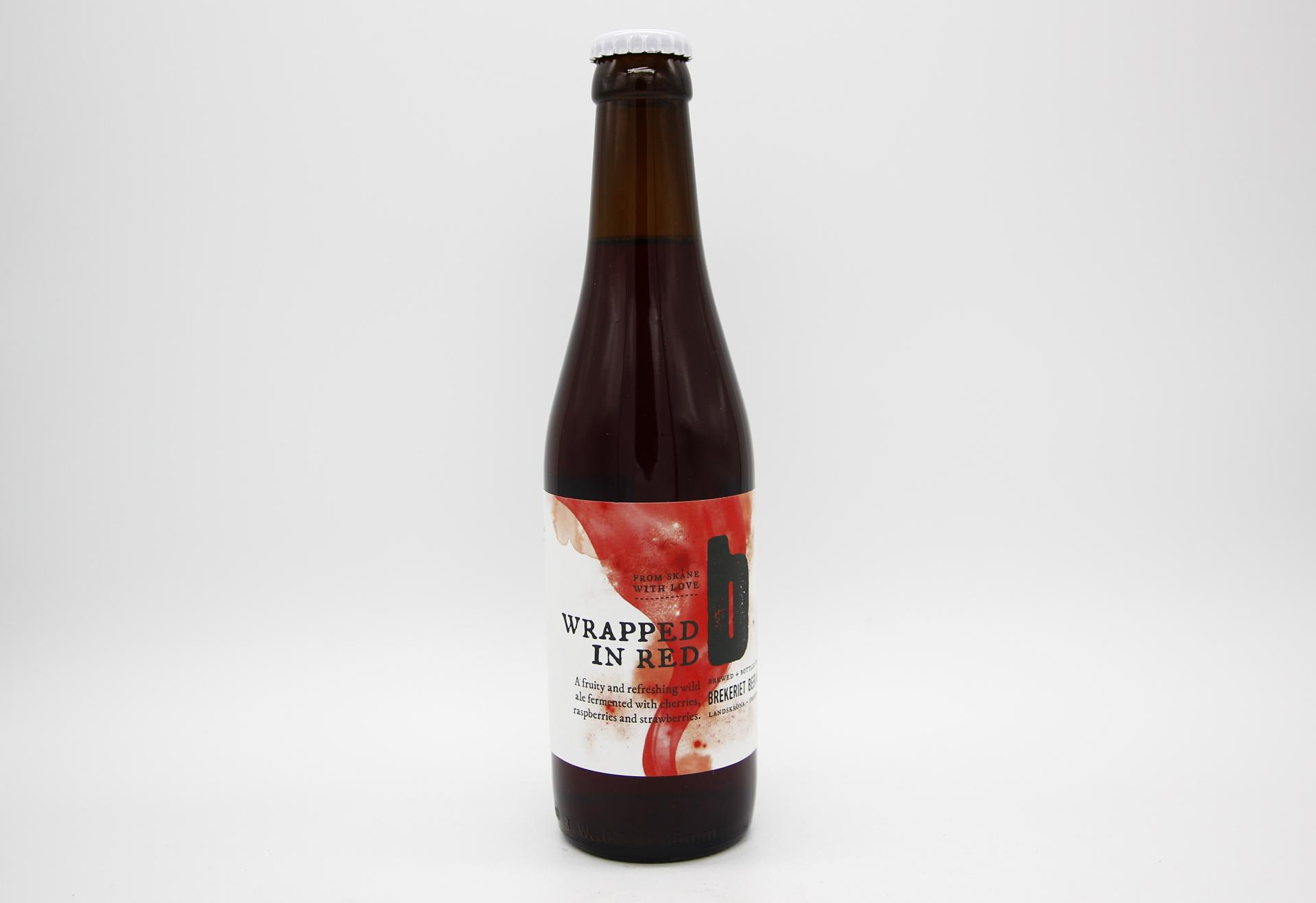 BREKERIET - WRAPPED IN RED 33cl
