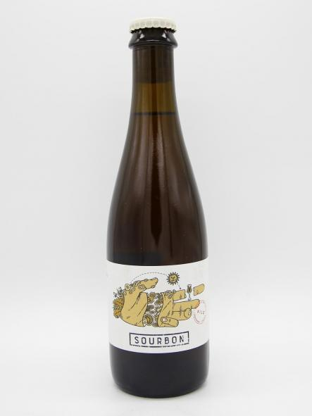 BREKERIET - SOURBON 37,5cl