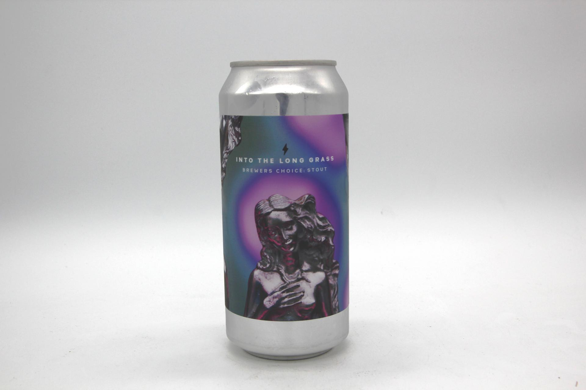 GARAGE BEER - INTO THE LONG GRASS 44cl