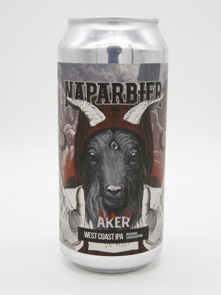 NAPARBIER - AKER 44cl [0]