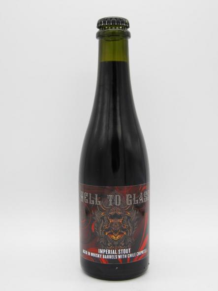 LA CALAVERA - HELL TO GLASS 37.5cl