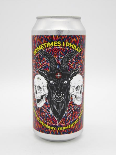 LA CALAVERA - SOMETIMES I PHILLY 44cl