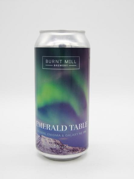 BURNT MILL - EMERALD TABLE 44cl