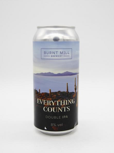 BRUNT MILL -  EVERYTHING COUNTS 44cl