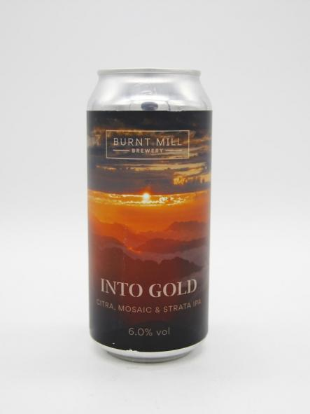 BURNT MILL - INTO GOLD 44cl