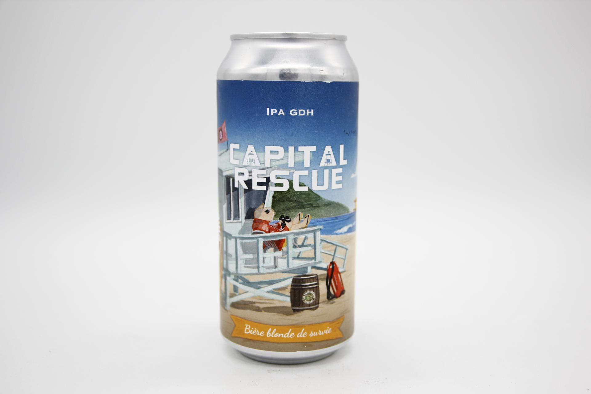 THE PIGGY BREWING - CAPITAL RESCUE 44cl