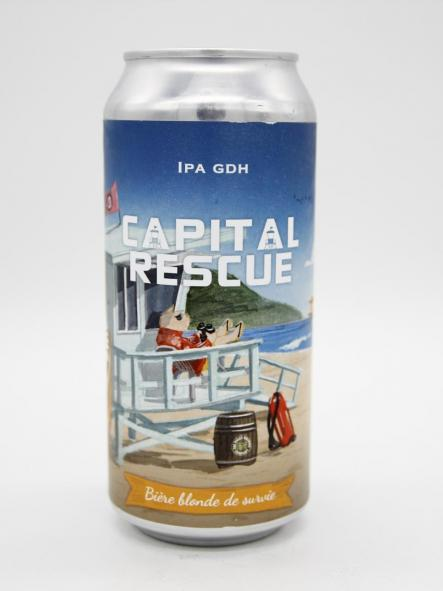 THE PIGGY BREWING - CAPITAL RESCUE 44cl [0]