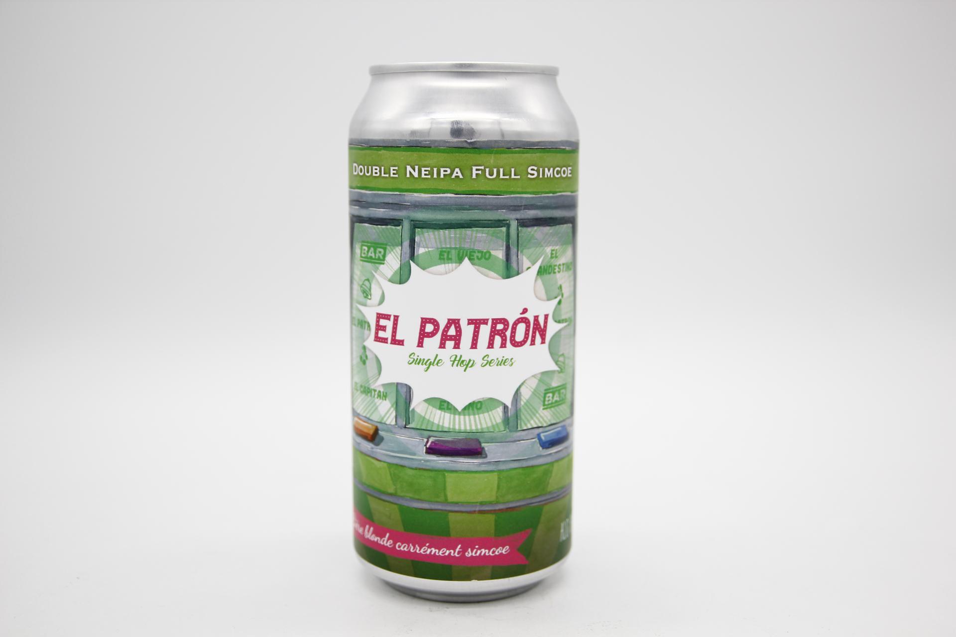 THE PIGGY BREWING - EL PATRÓN 44cl