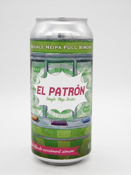 THE PIGGY BREWING - EL PATRÓN 44cl