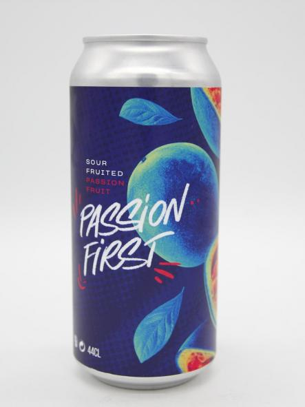 THE PIGGY BREWING - PASION FIRST 44cl