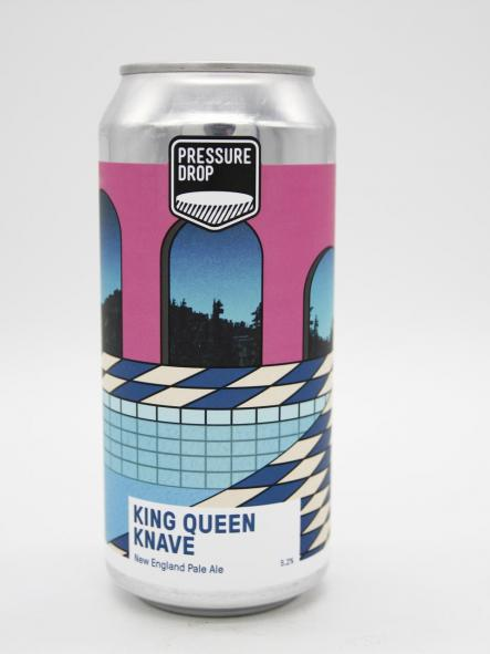 PRESSURE DROP - KING QUEEN KNAVE 44cl