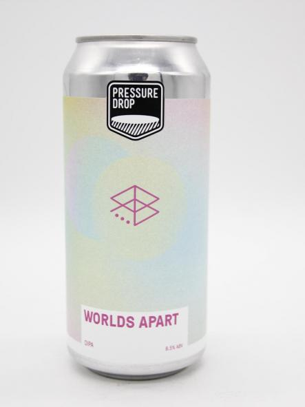 PRESSURE DROP - WORLDS APART 44cl