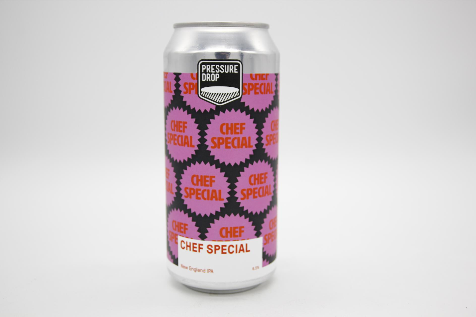 PRESSURE DROP - CHEF SPECIAL 44cl