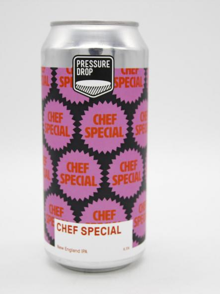PRESSURE DROP - CHEF SPECIAL 44cl
