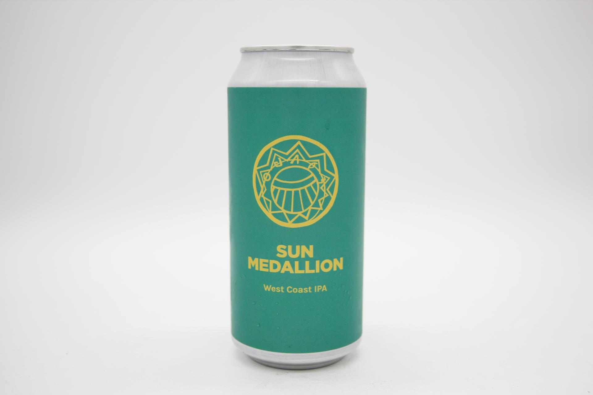 POMONA ISLAND - SUN MEDALLION 44cl