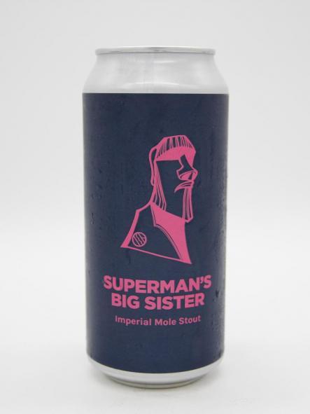 POMONA ISLAND - SUPERMAN'S BIG SISTER 44cl