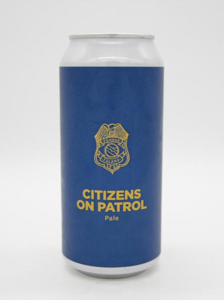 POMONA ISLAND - CITIZENS ON PATROL 44cl