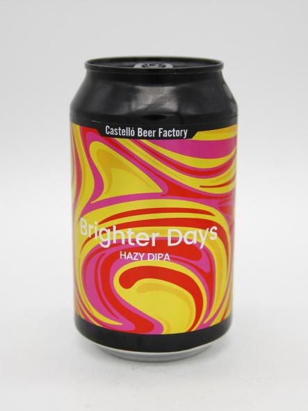CASTELLÓ BEER FACORY - BRIGHTER DAYS 33cl