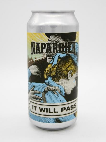 NAPARBIER - IT WILL PASS 44cl [0]