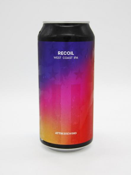 ATTIK - RECOIL 44cl