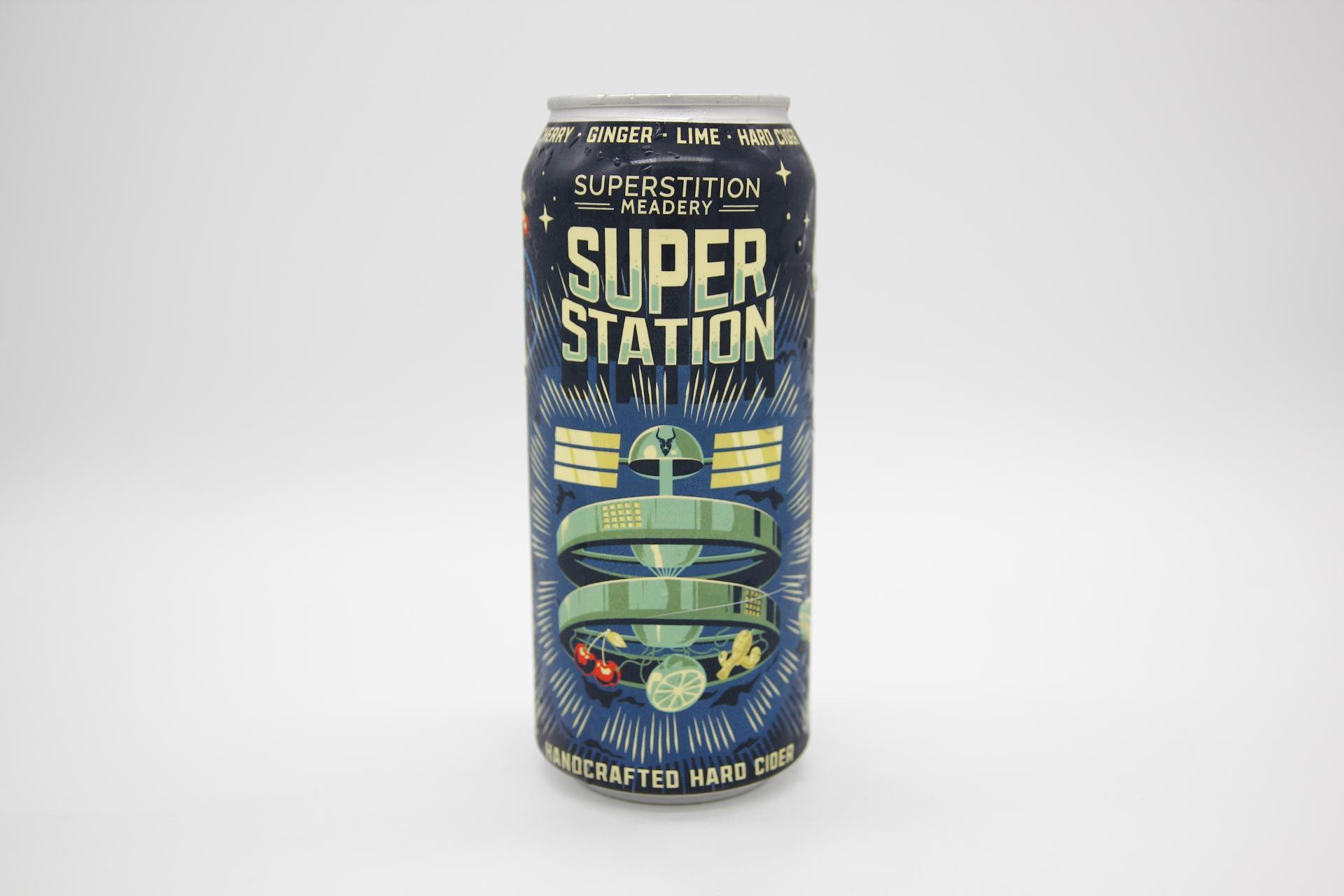 SUPERSTITION - SUPER STATION 47.5cl