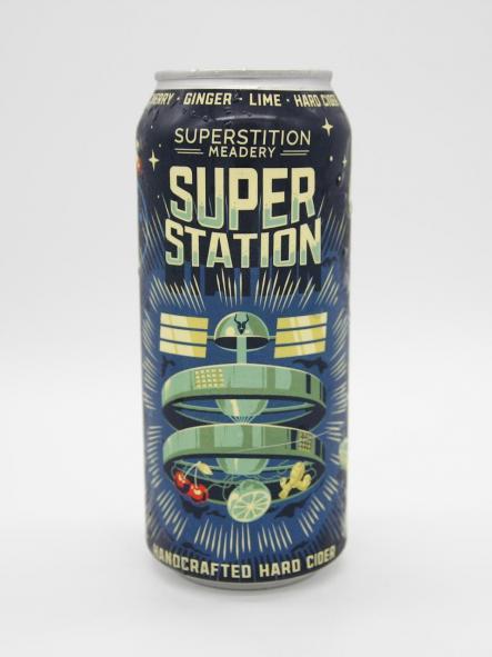 SUPERSTITION - SUPER STATION 47.5cl [0]