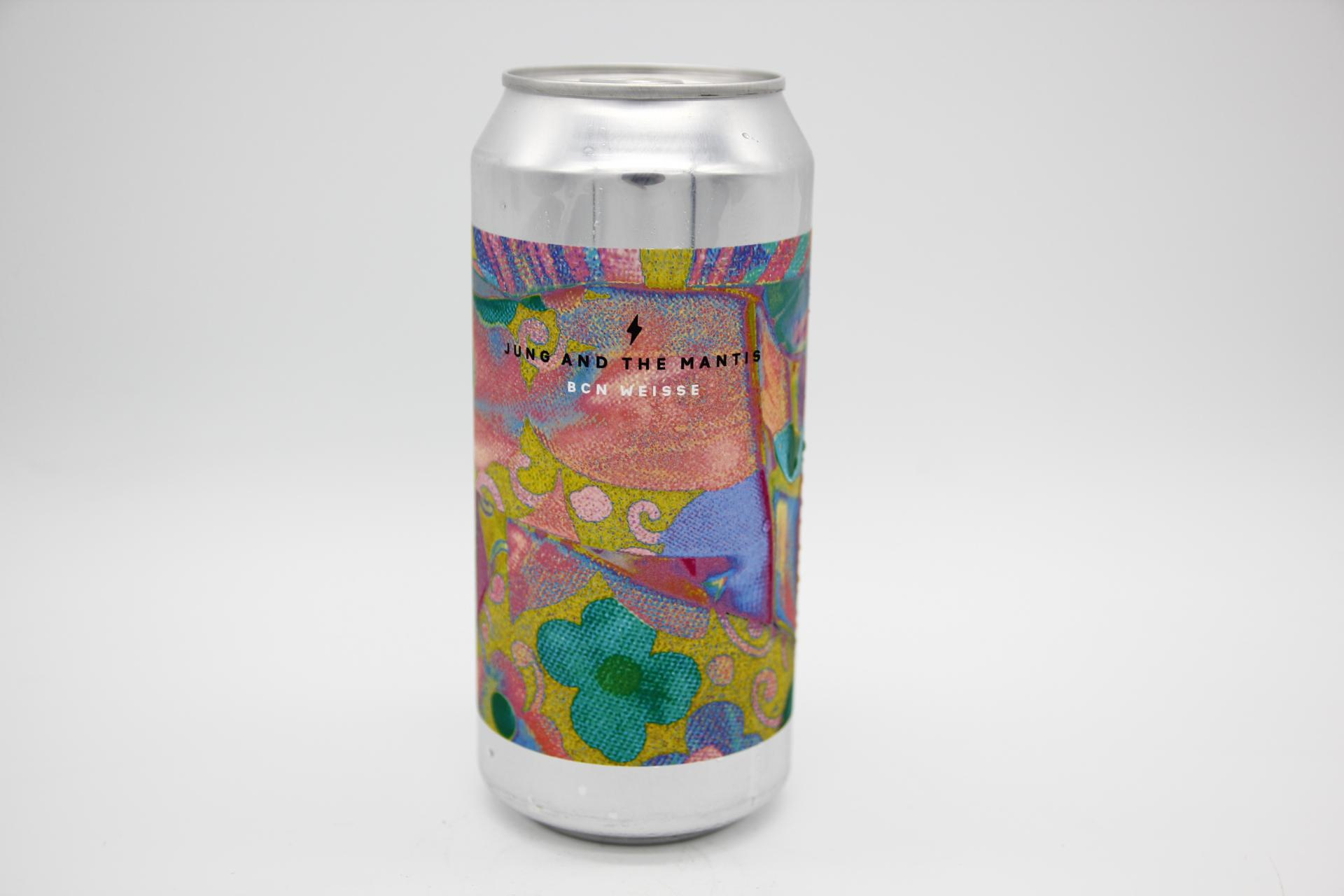 GARAGE BEER - JUNG AND THE MANTIS 44cl