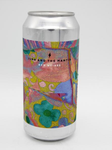 GARAGE BEER - JUNG AND THE MANTIS 44cl [0]