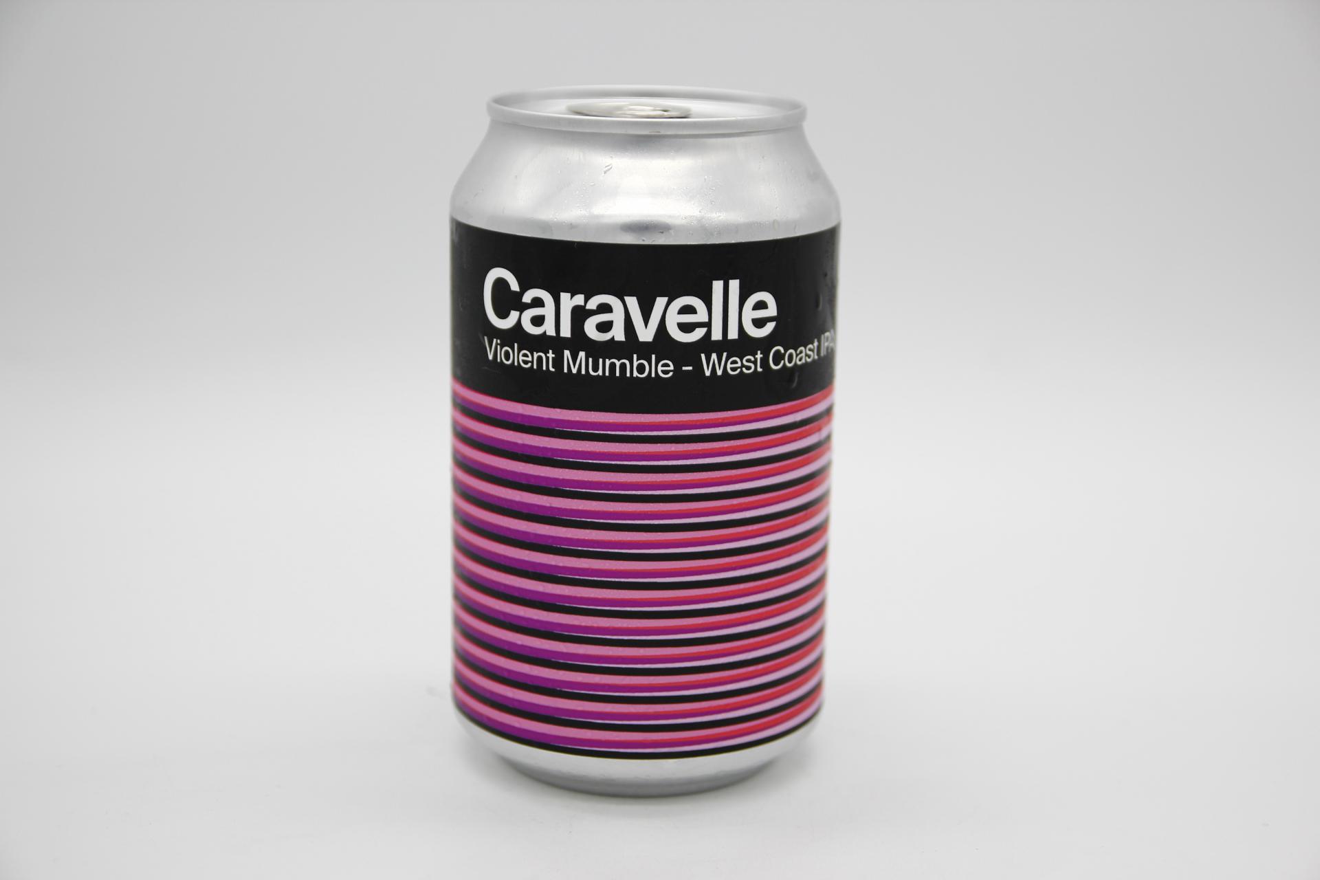 CARAVELLE - VIOLENT MUMBLE 33cl