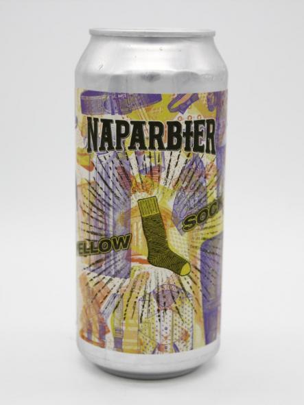 NAPARBIER - YELLOW SOCK 44cl