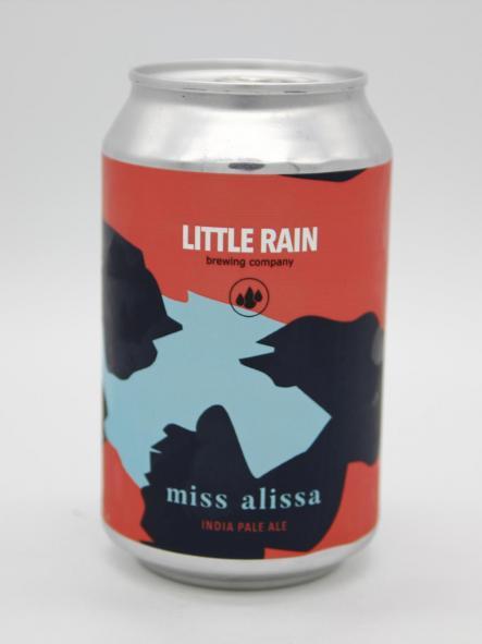 LITTLE RAIN - MISS ALISSA 33cl