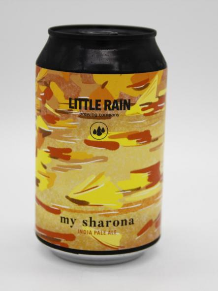 LITTLE RAIN - MY SHARONA 33cl