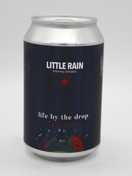 LITTLE RAIN - LIFE BY THE DROP 33cl