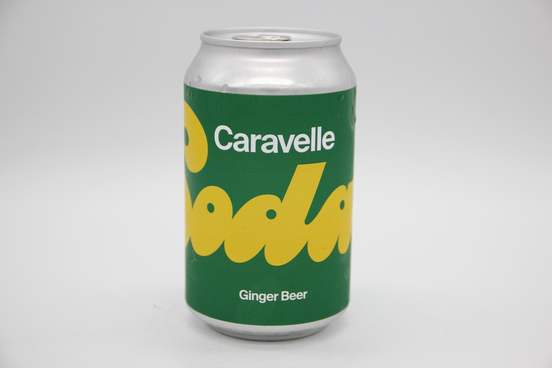 CARAVELLE - SODA 33cl
