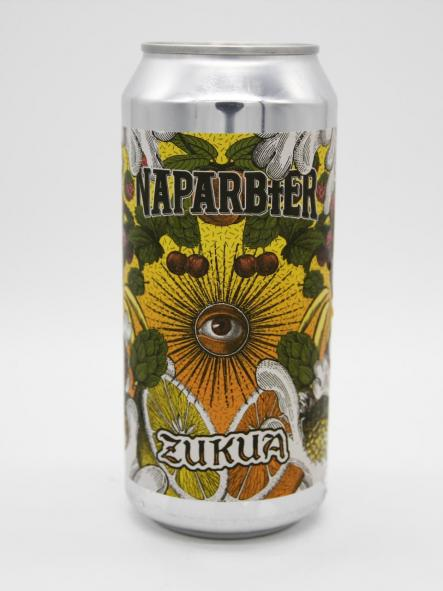 NAPARBIER - ZUKUA 44cl