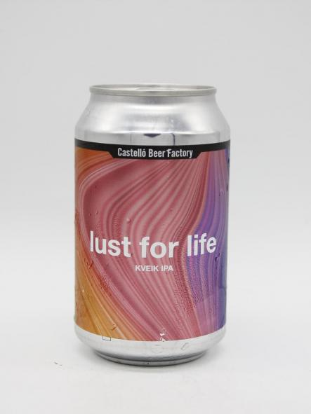 CASTELLÓ BEER FACTORY - LUST FOR LIFE 33cl