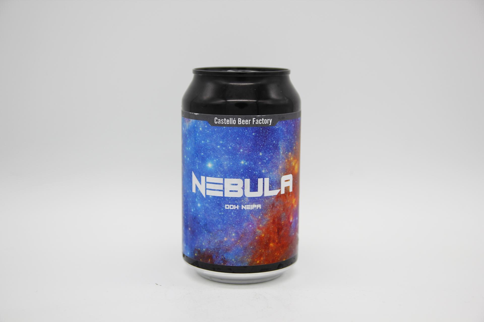 CASTELLÓ BEER FACTORY - NEBULA