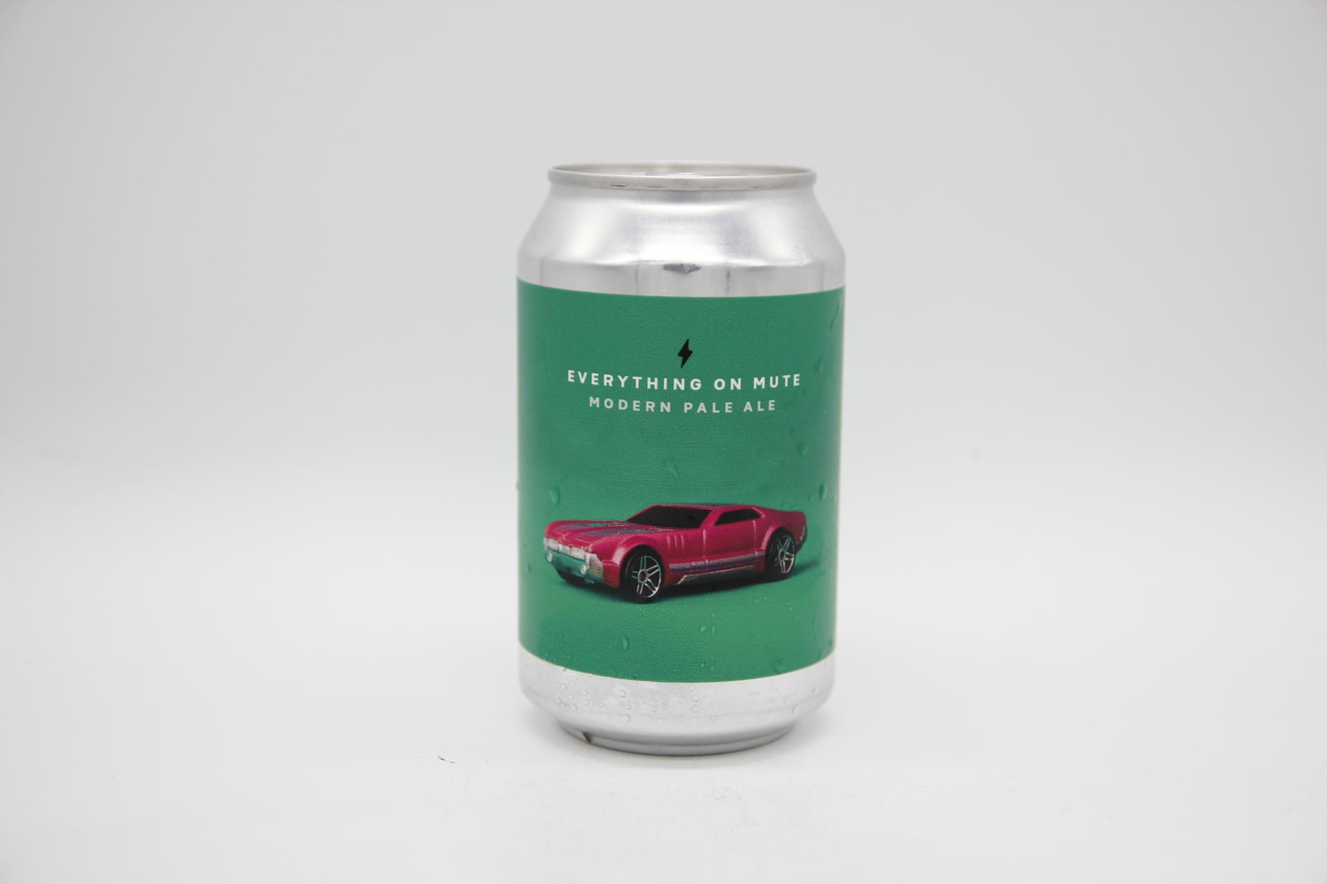 GARAGE BEER - EVERYTHING ON MUTE 33cl