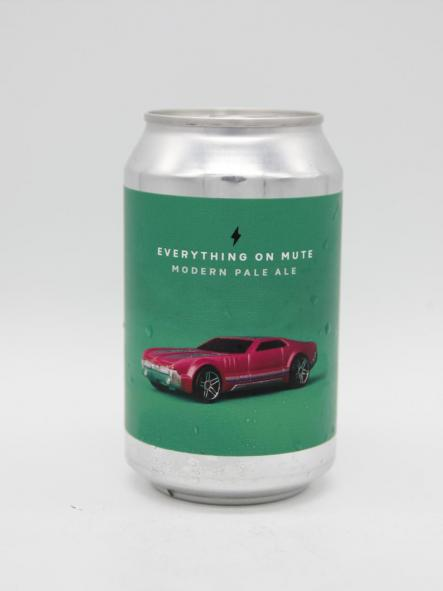 GARAGE BEER - EVERYTHING ON MUTE 33cl [0]