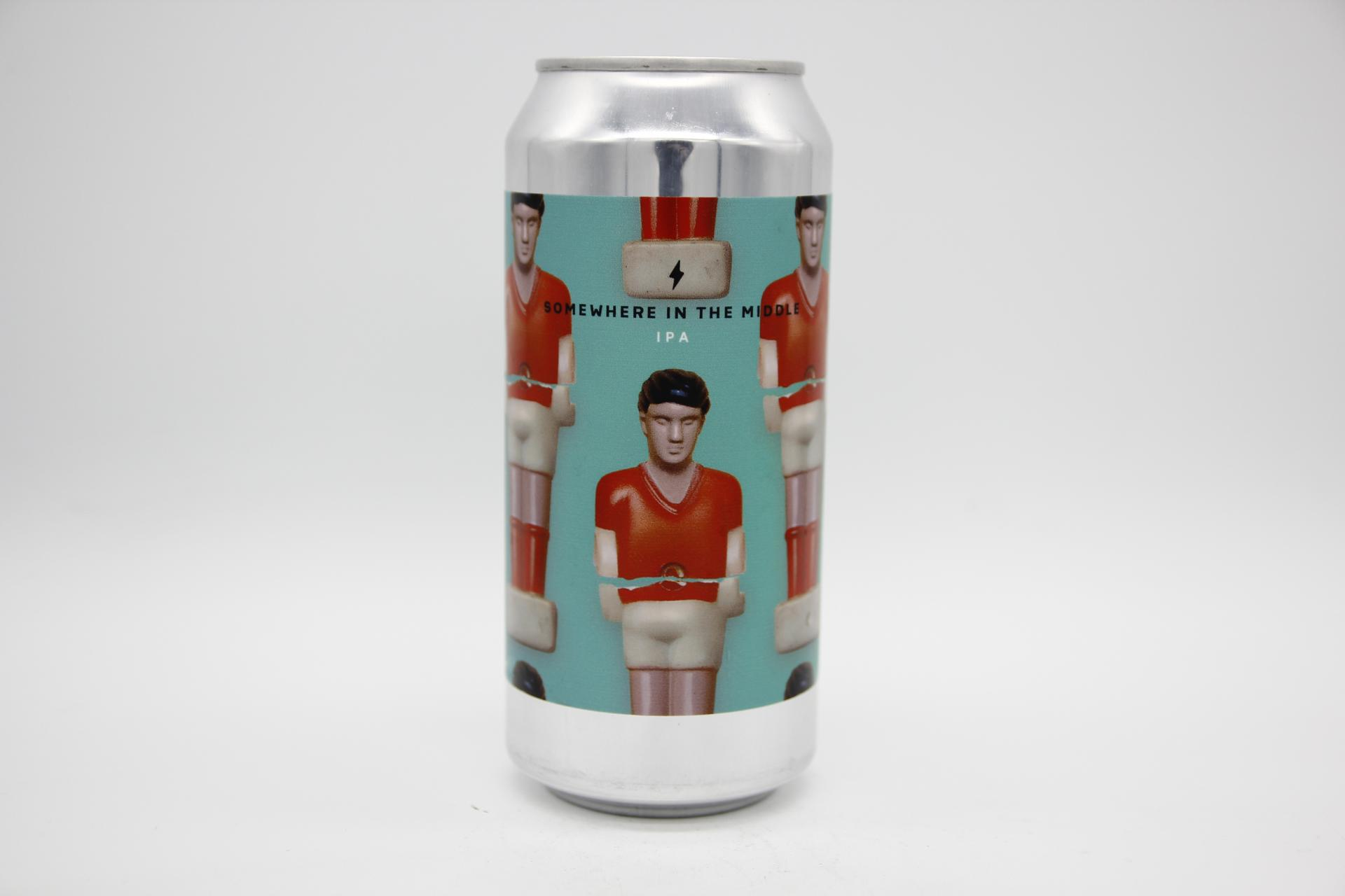 GARAGE BEER - SOMEWHERE IN THE MIDDLE 44cl