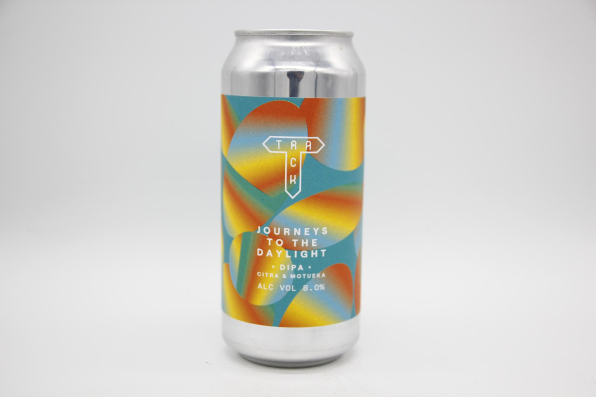 TRACK BREWING - JOURNEYS TO THE DAYLIGHT 44cl
