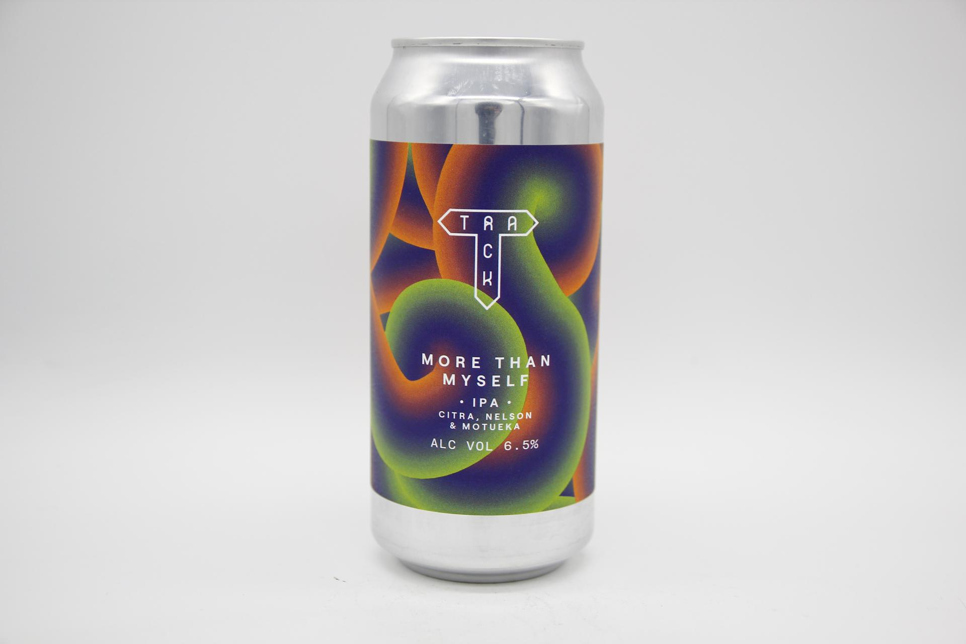 TRACK BREWING - MORE THAN MYSELF 44cl