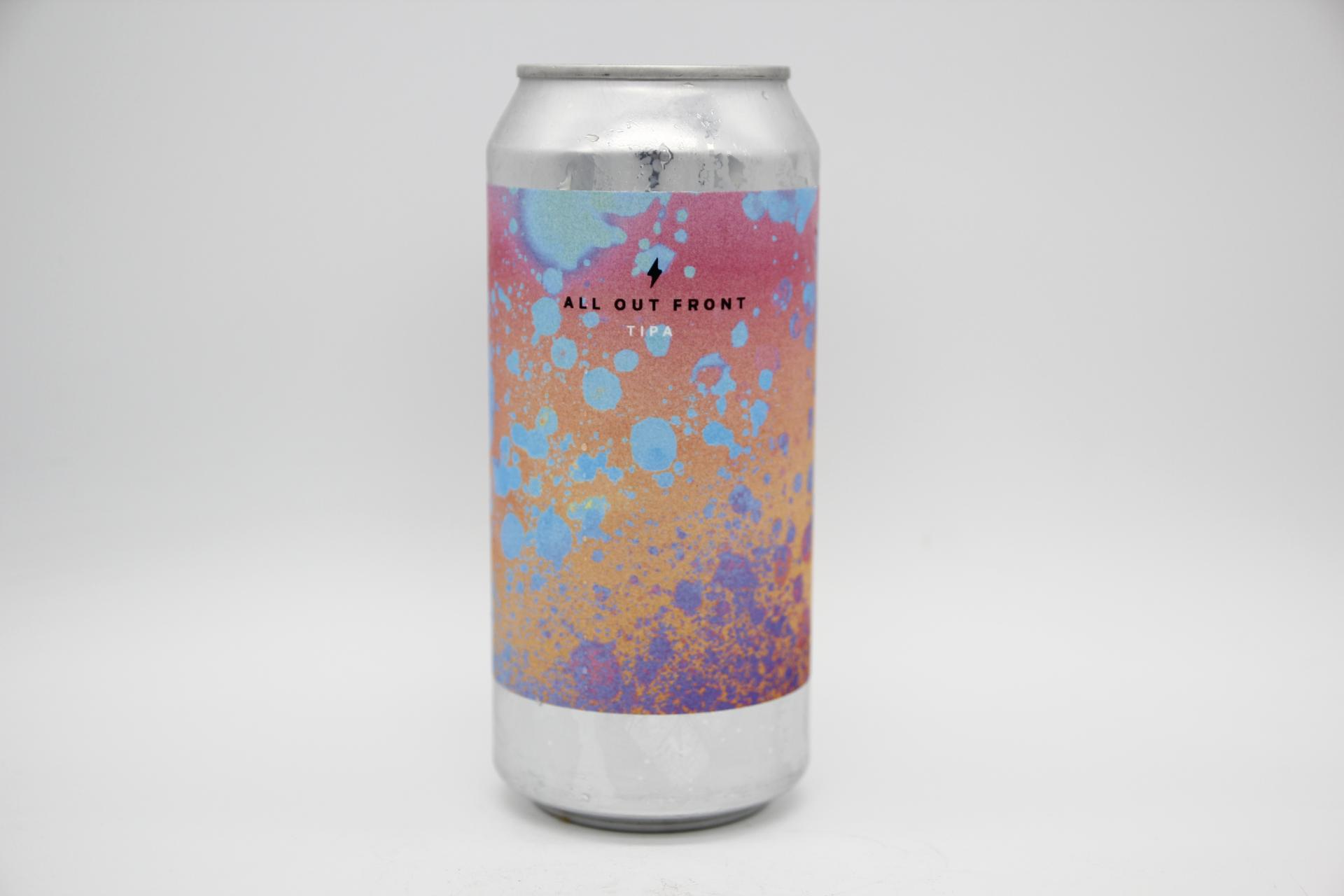 GARAGE BEER - ALL OUT FRONT 44cl