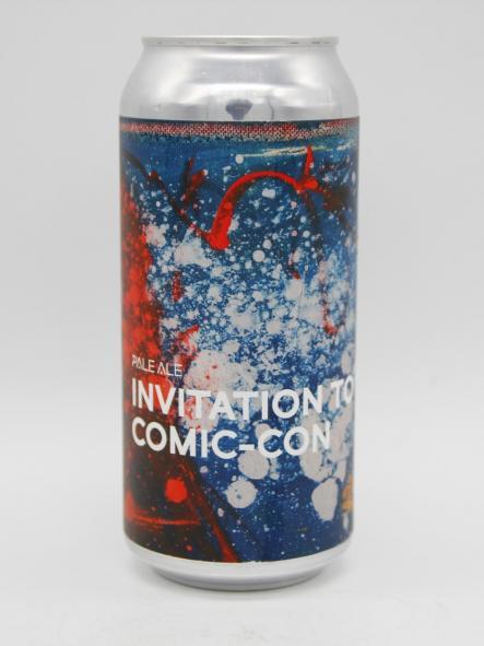 BOUNDARY - INVITATION TO COMIC-CON 44cl
