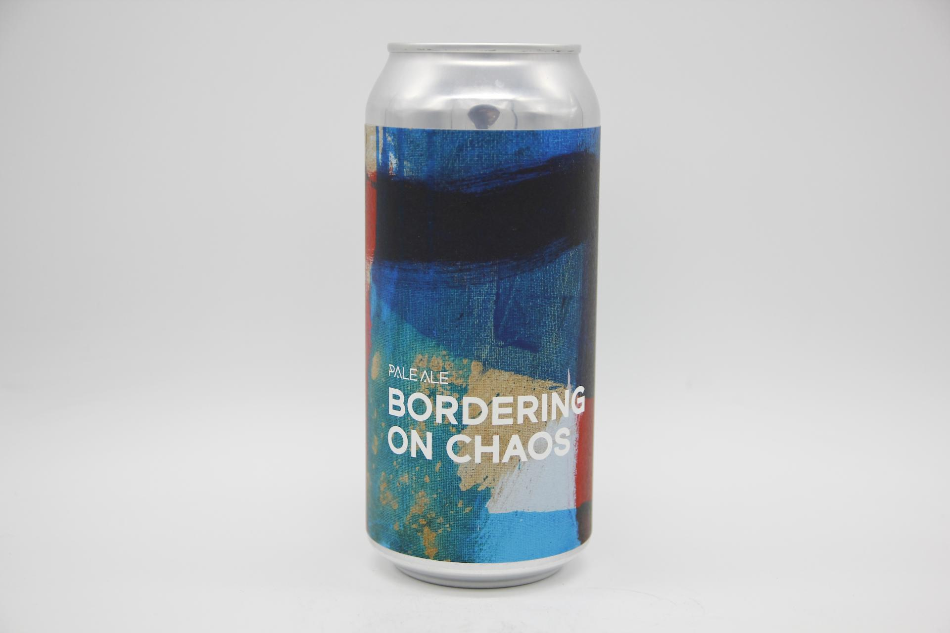 BOUNDARY - BORDERING ON CHAOS 44cl